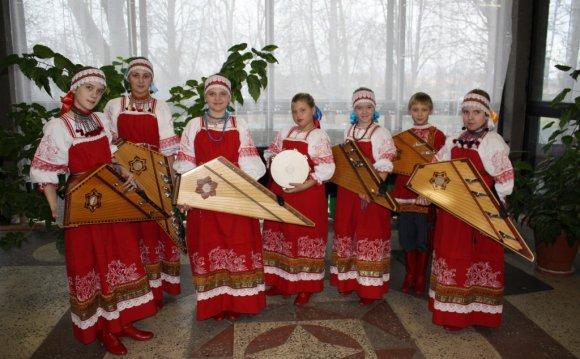 старинный русский народный