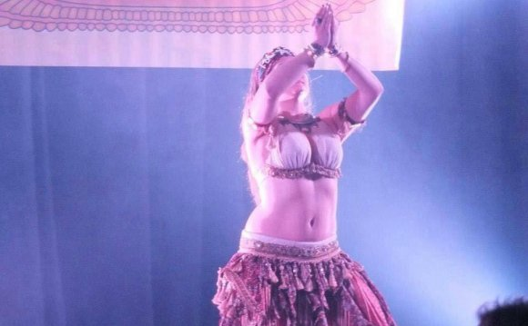 Belly Dance with Mirian