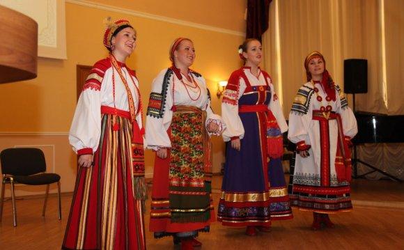 романсы и русские народные