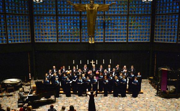 и русской духовной музыки