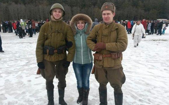Солдатушки, бравы ребятушки
