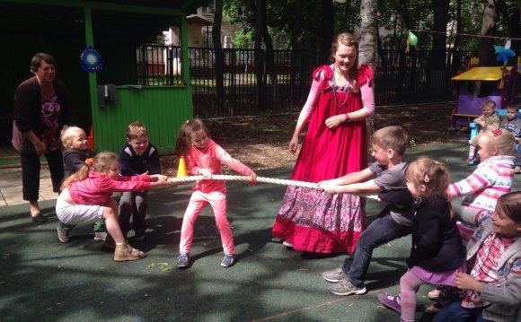 Русские народные игры и забавы