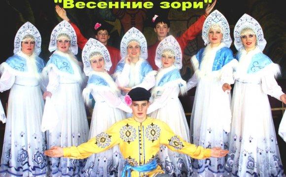 русские народные песни в
