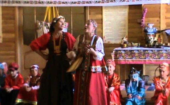 Театр Русской Народной Песни