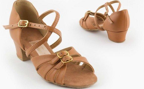 туфли для танцев для